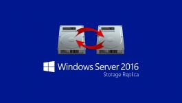 Storage Replica