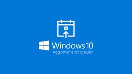 Windows 10 - Aggiornamento gratuito