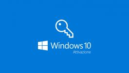 Windows 10 - Nuovo metodo di attivazione