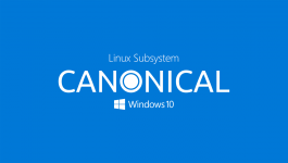 Windows 10 - Linux Subsystem Canonical