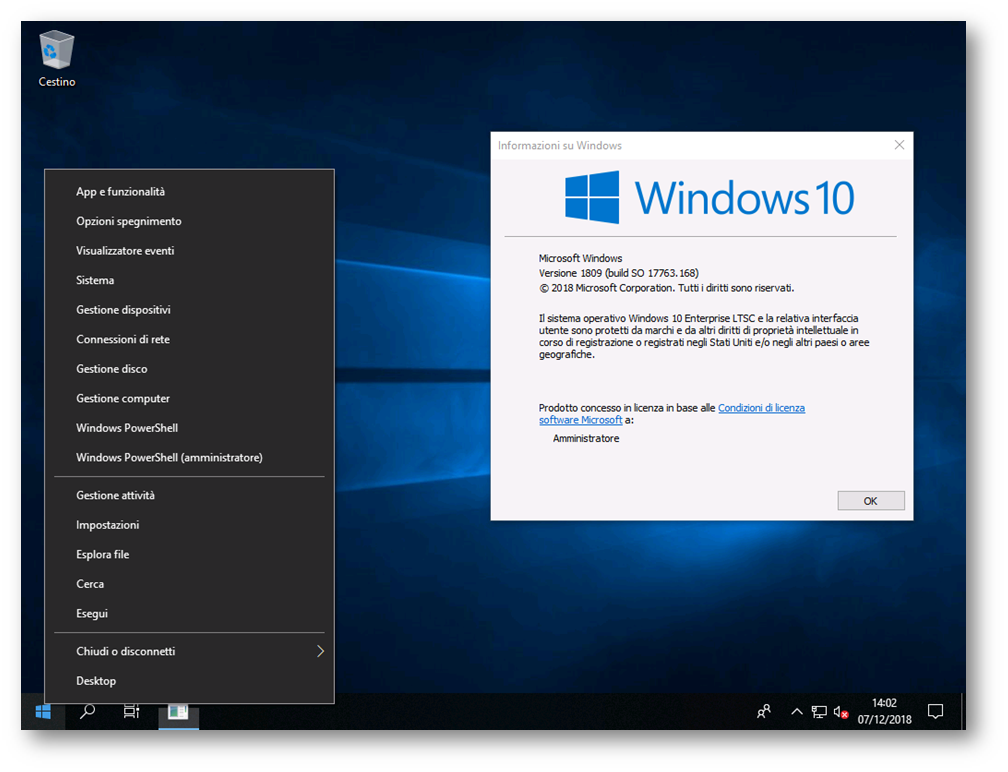 Windows 10 Enterprise LTSC 2019 – Scenari di adozione | ICT Power
