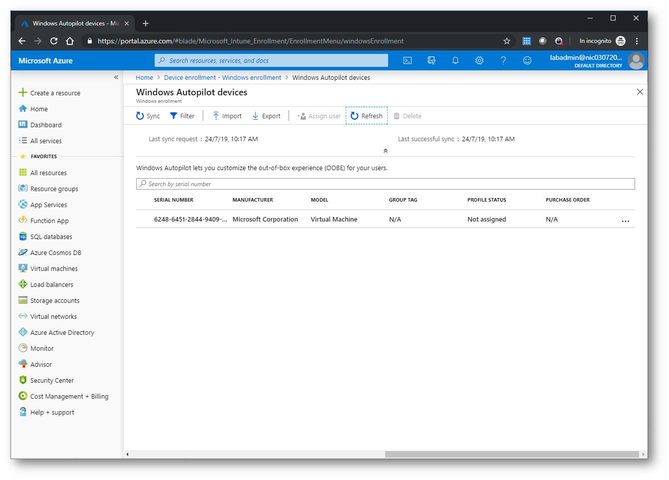 Microsoft 365 Modern Desktop Management – Windows AutoPilot