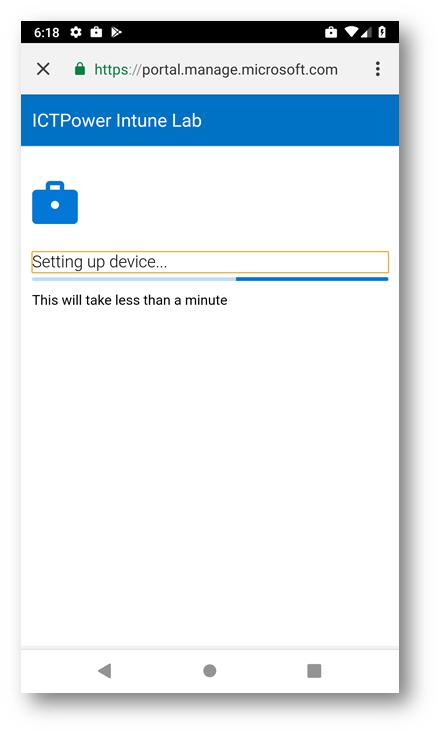 Microsoft Intune – Gestione dei dispositivi Android Enterprise | ICT